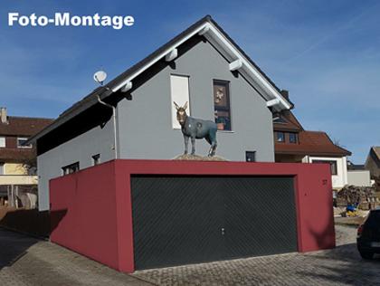 Fassadensanierer Fotomontage