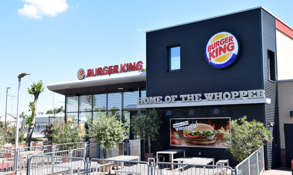 Burger King, Reutlingen