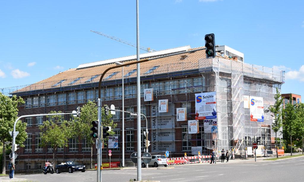 Stadt Reutlingen, Eberhardstraße