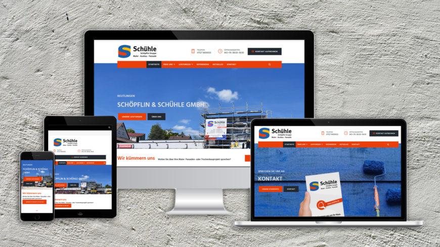 Umfirmierung und neue Plattform für unsere Homepage