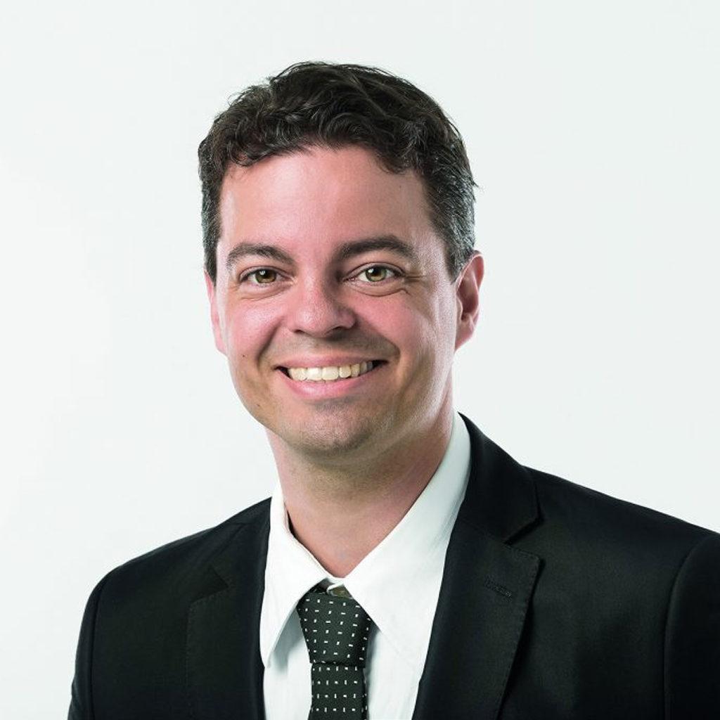Hansjörg Schühle, Geschäftsführer Schöpfin & Schühle GmbH