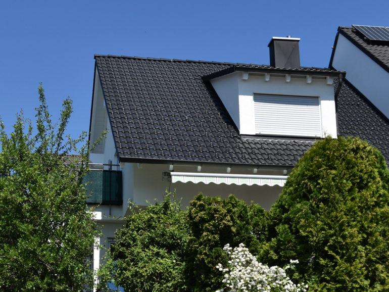 Doppelhaus, Eningen