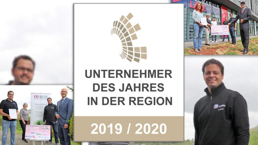 Hansjörg Schühle als Juror im Wettbewerb Unternehmer des Jahres 2019/2020