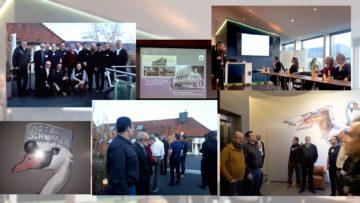 Raum, Gebäude und Prozesse im Hotel Schwanen Metzingen